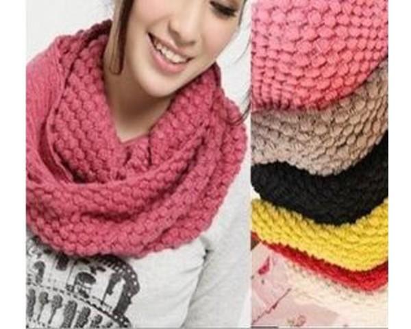 bufanda diseo colores lana